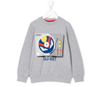 'Dj-Set' Pullover