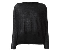 'Jude' Cropped-Pullover