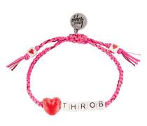 'Heart Throb' Armband