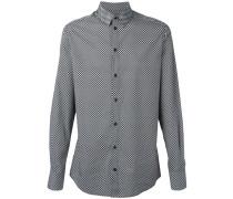 Hemd mit Print - men - Baumwolle - 43
