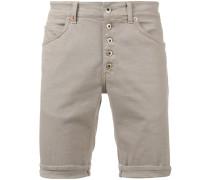 Jeans-Shorts mit Knopfleiste - men