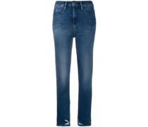 'Le Sylvie' Cropped-Jeans