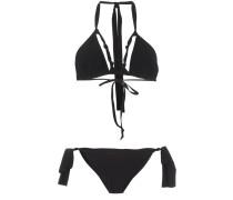 Bikini mit langen Bändern