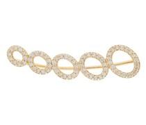18kt 'Cloud' Ear Cuff aus Gelbgold mit Diamanten