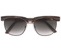 Rechteckige Sonnenbrille - unisex