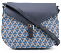 Ikon crossbody bag - women - Leder