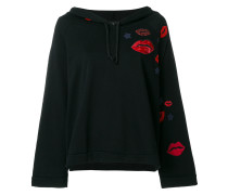 F-KYLM hooded sweater