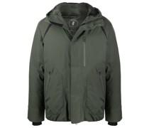 Leichter Mantel mit Reißverschluss