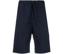 elastic waist shorts