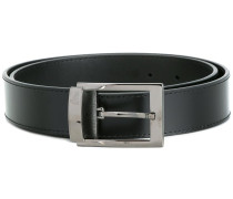 rectangular buckle belt