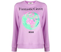 Fantastic Green Sweatshirt