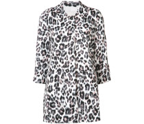 Mantel mit Leopardenmuster - women