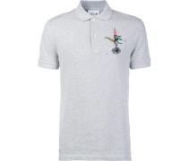 x Jean-Paul Goude Poloshirt mit Logo-Print