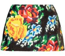 Minikleid mit Pailletten
