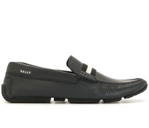Texturierte Loafer