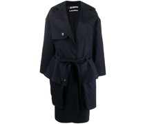 'Le Manteau Bagli' Mantel