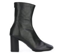 Stiefel mit Blockabsatz - women - Leder - 36
