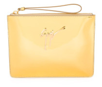 'Margery' Clutch - women - Kalbsleder
