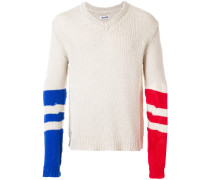 contrasting sleeves Keddy Sweater