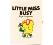 'Little Miss Busy' Clutch im Buchdesign - women