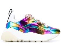 'Eclypse' Metallic-Sneakers