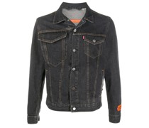 'Concrete Jungle' Jeansjacke