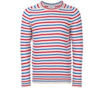 cashmere striped jumper