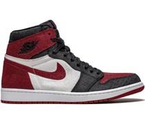Air  1 Retro High Oklahoma Sooners Sneakers