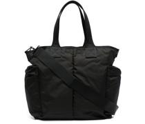 Shopper mit seitlichen Taschen