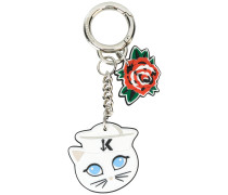 Captain Karl Fun keyring