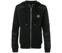 Dangerous zipped hoodie