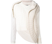 Dekonstruirter Pullover - women