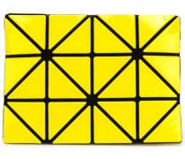 Kartenetui mit geometrischem Print
