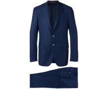 Karierter Anzug - men - Wolle/Bemberg Cupro® -