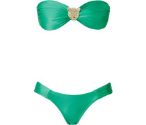 - bandeau bikini set - women