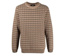 Pullover mit FF-Muster
