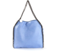 'Falabella Shaggy Deer' fold over tote