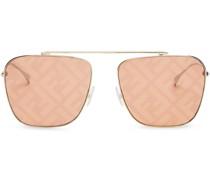 Sonnenbrille mit FF-Print