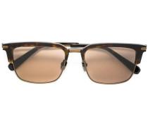 Klassische Sonnenbrille - men - Acetat/Titan