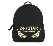 '24-7 STAR' Rucksack mit Logo