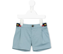 Shorts mit Webstreifen - kids