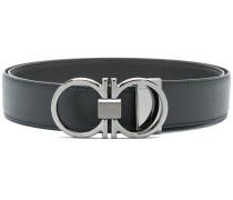 double gancini belt
