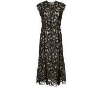 Guipure-Kleid mit Schleifenmotiv