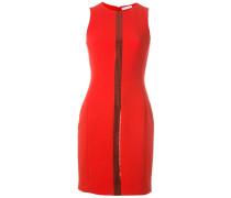 Kleid mit Paillettenstreifen