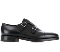 'William' Oxford-Schuhe mit Schnallen