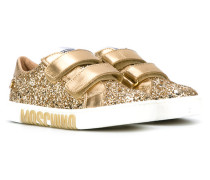 Sneakers mit Glitzerapplikationen - kids
