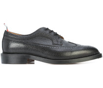 classic long wingtip brogues
