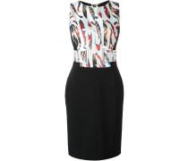 Kleid mit Print - women - Seide/Polyester - 42