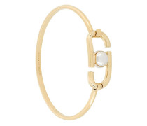 Icon hinge bracelet