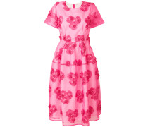 P.A.R.O.S.H. floral embroidered dress